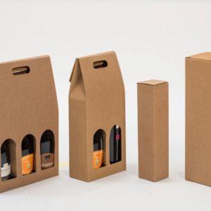 Scatole da regalo e per bottiglie